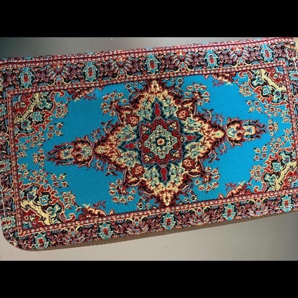 None Handbags - Beautiful Turkish Wallet